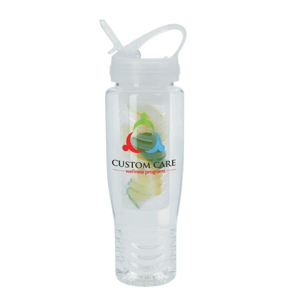 28 oz Infusing Fruit Sports Bottle