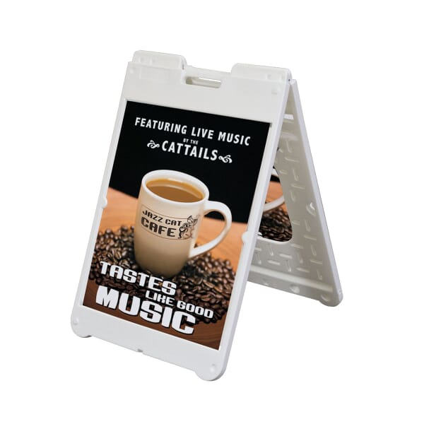 A-Frame Double Sided Sign Kit