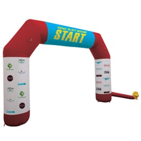 Inflatable Arch Display Small