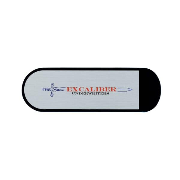 1GB Labeled Swivel USB 2.0 Flash Drive