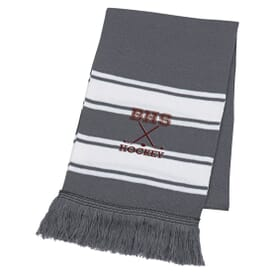 Dual Colors Fringe Scarf