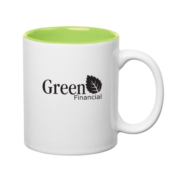 11 oz Interior Colors Mug
