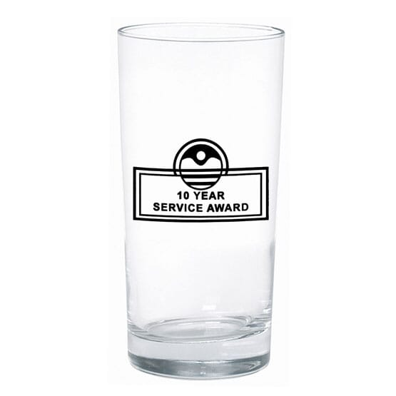 12 oz. Weighted Bottom Glass