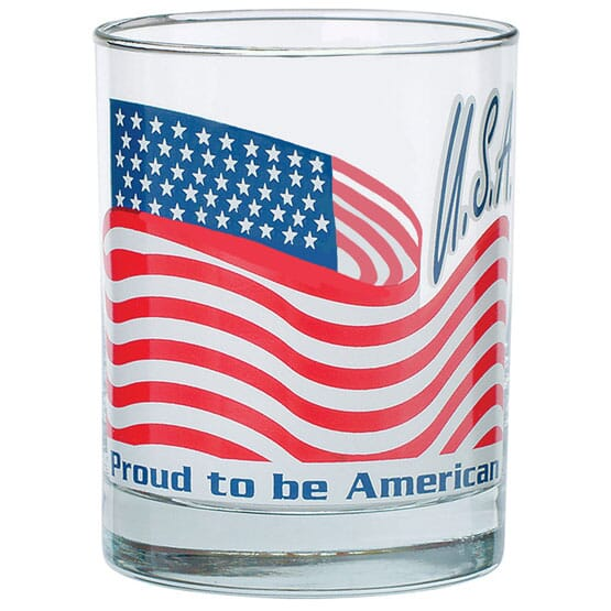 13.5 oz. Director's Decision Glass Tumbler