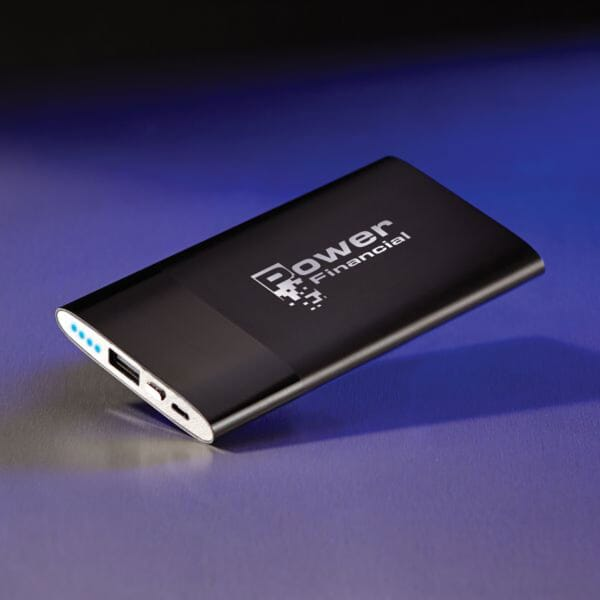 Slenderize Data Power Bank 5000