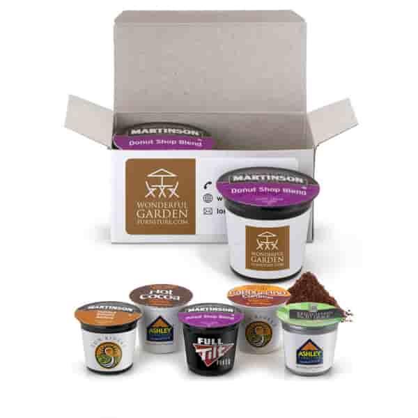 Coffee Capsule Gift Box