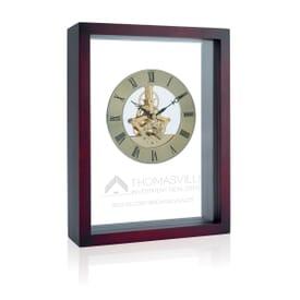 Wooden Box Clock
