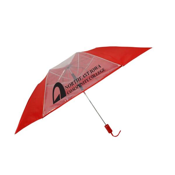 EZ-Click Clear Panel Umbrella