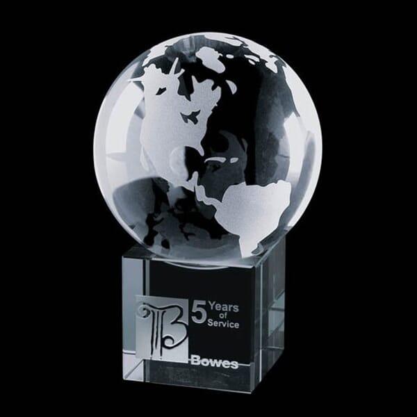 Crystallized Globe Award