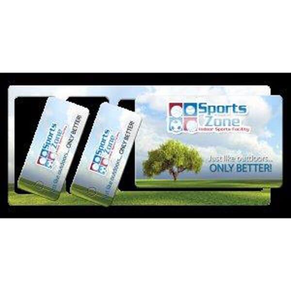 Customer Loyalty Card & Tag Set