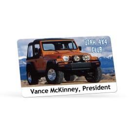 Sharpened Image Membership Cards
