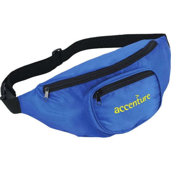 Deluxe Bright Colors Waist Pack