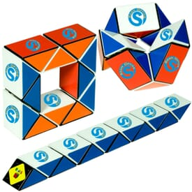 Rubik's® Mini Twist-A-Snake Puzzle