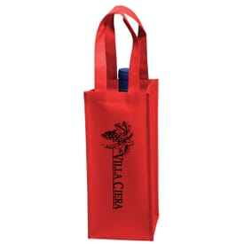 Single Space Wine Tote