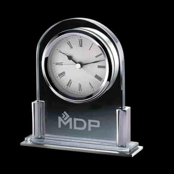 Capital Arch Clock