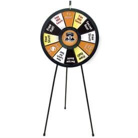 Winning Spins Prize Wheel