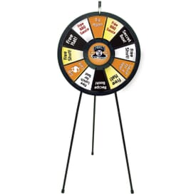 Winning Spins Prize Wheel