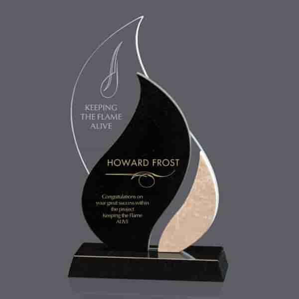 Blazing Sparks Award