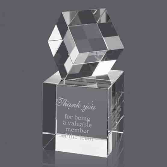 Cubed Glass Award