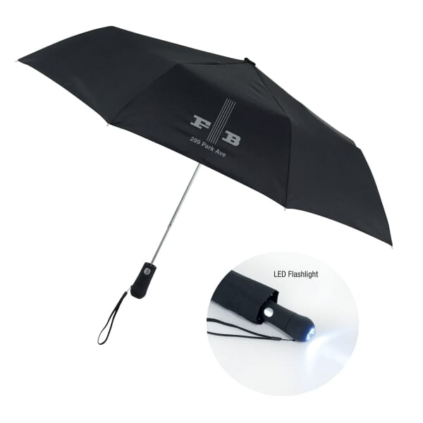 The Flicker Umbrella