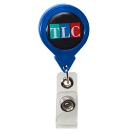 Teardrop Dome Secure-A-Badge