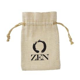 Large Miniature Linen Bag