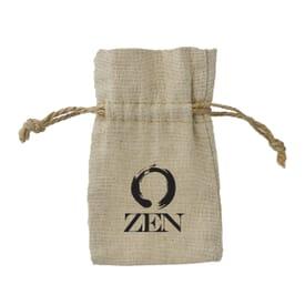 Small Miniature Linen Bag