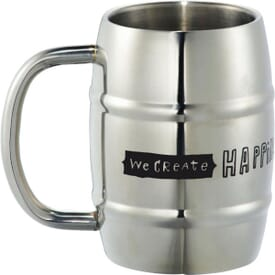 14 oz Howl About It Stainless Barrel Mug