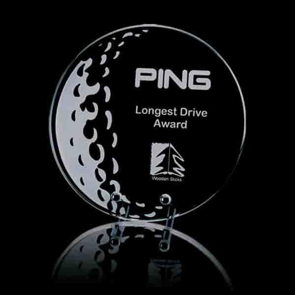 Clarion Golf Ball Award