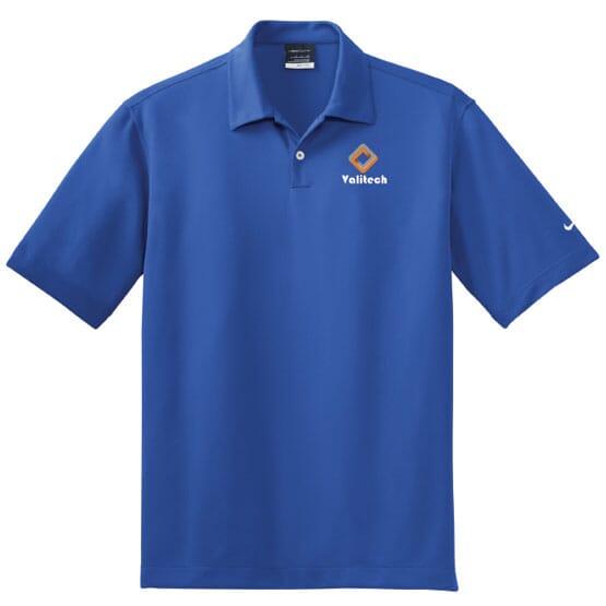 nike golf polo with logo
