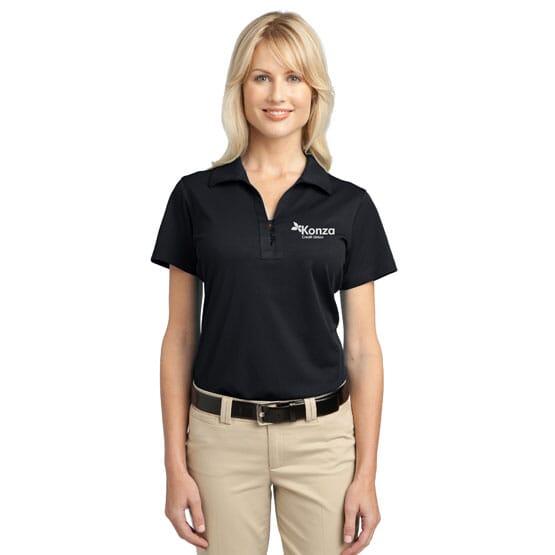 Port Authority® Tech Pique Polo- Ladies'