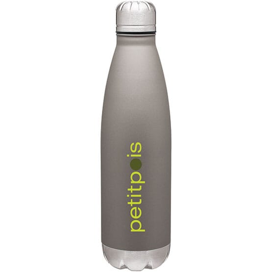26 oz h2go® Force Stainless Matte Bottle