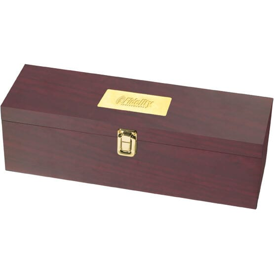 Elegant Wine Box With Tools