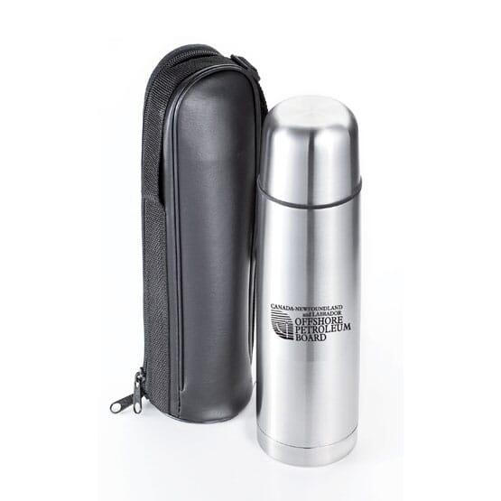 The Companion 16 Oz. Stainless Steel Flask
