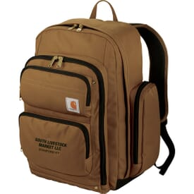 Carhartt® Signature Deluxe Work Compu-Backpack