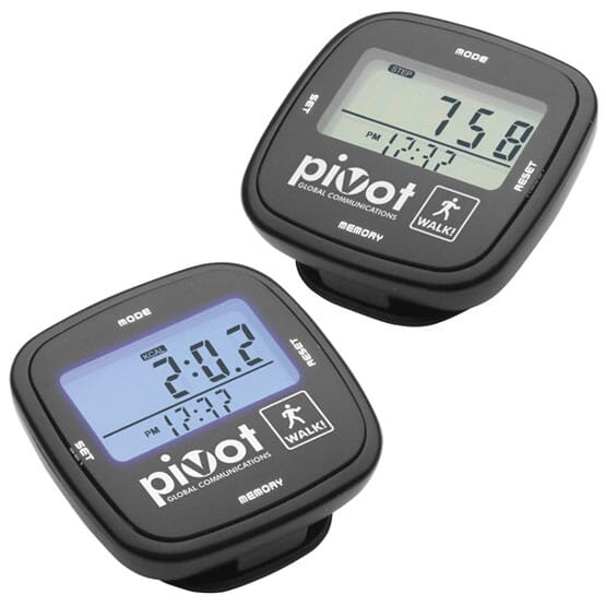 Touch & Go Pedometer