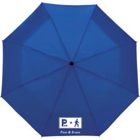 "42"" Totes® 3 Section Auto Open Umbrella"