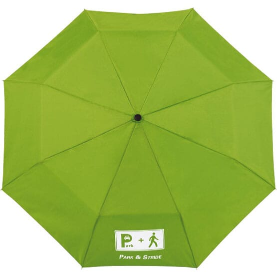 "42"" Totes® 3 Section Auto Open Umbrella"