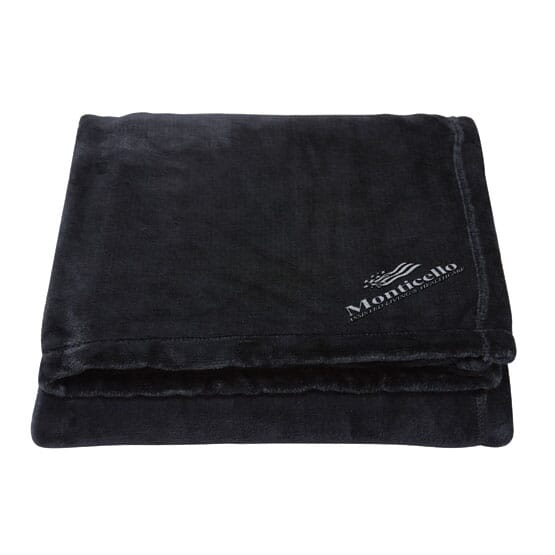 Mink Touch Blanket (Embroidered)