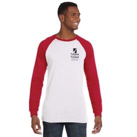Bella + Canvas® Men's Baseball T-Shirt