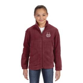 Harriton® Zippered Youth Fleece