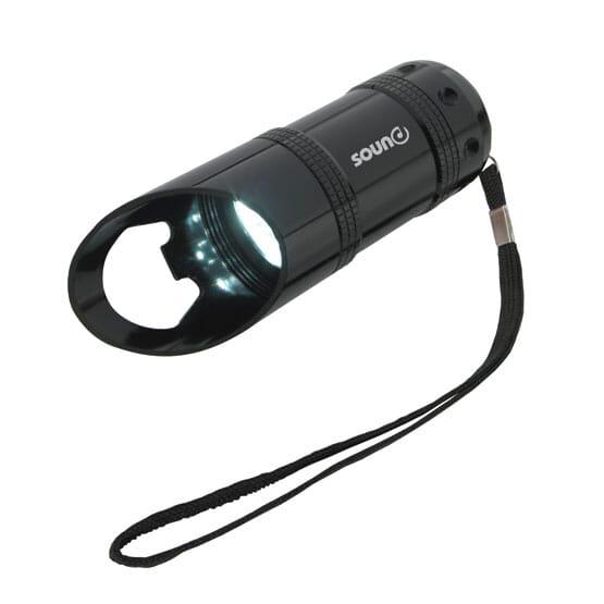 Bottle Opening Flashlight