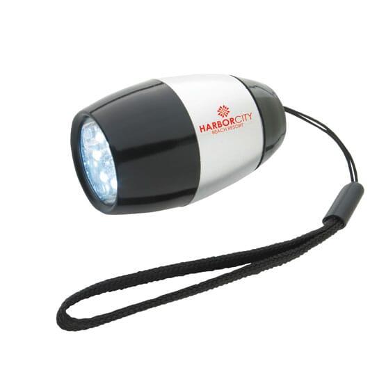 Barrel Flashlight