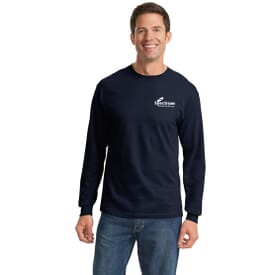 Port & Company® Long Sleeve Essential T-Shirt - Unisex