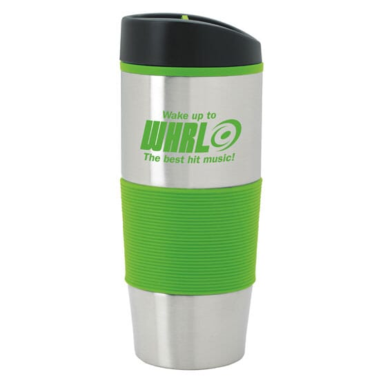 18 oz Color Grip Tumbler