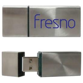 4 GB Silverlight USB Flash Drive