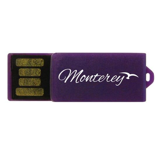 2GB Paperclip USB Flash Drive
