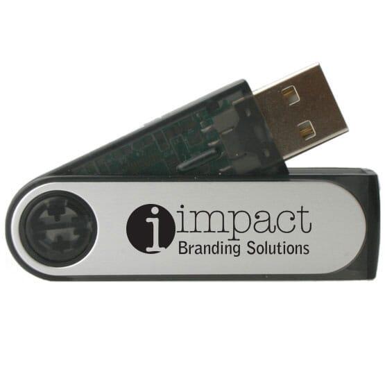 16GB Outswing USB Flash Drive