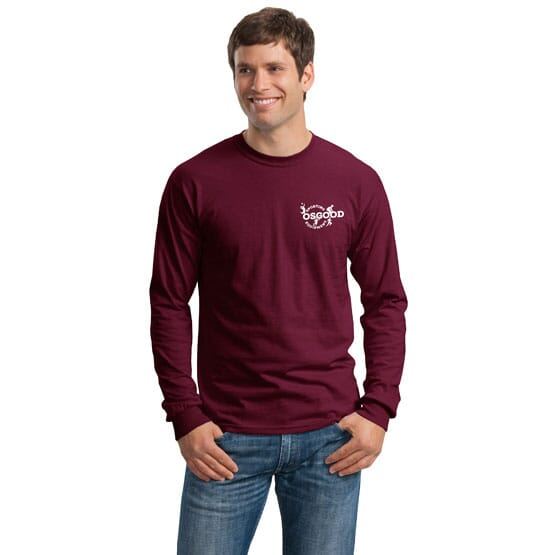 Gildan® Ultra Cotton® 100% Cotton Long Sleeve T-Shirt