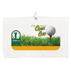 Britepix® Golf Waffle Towel